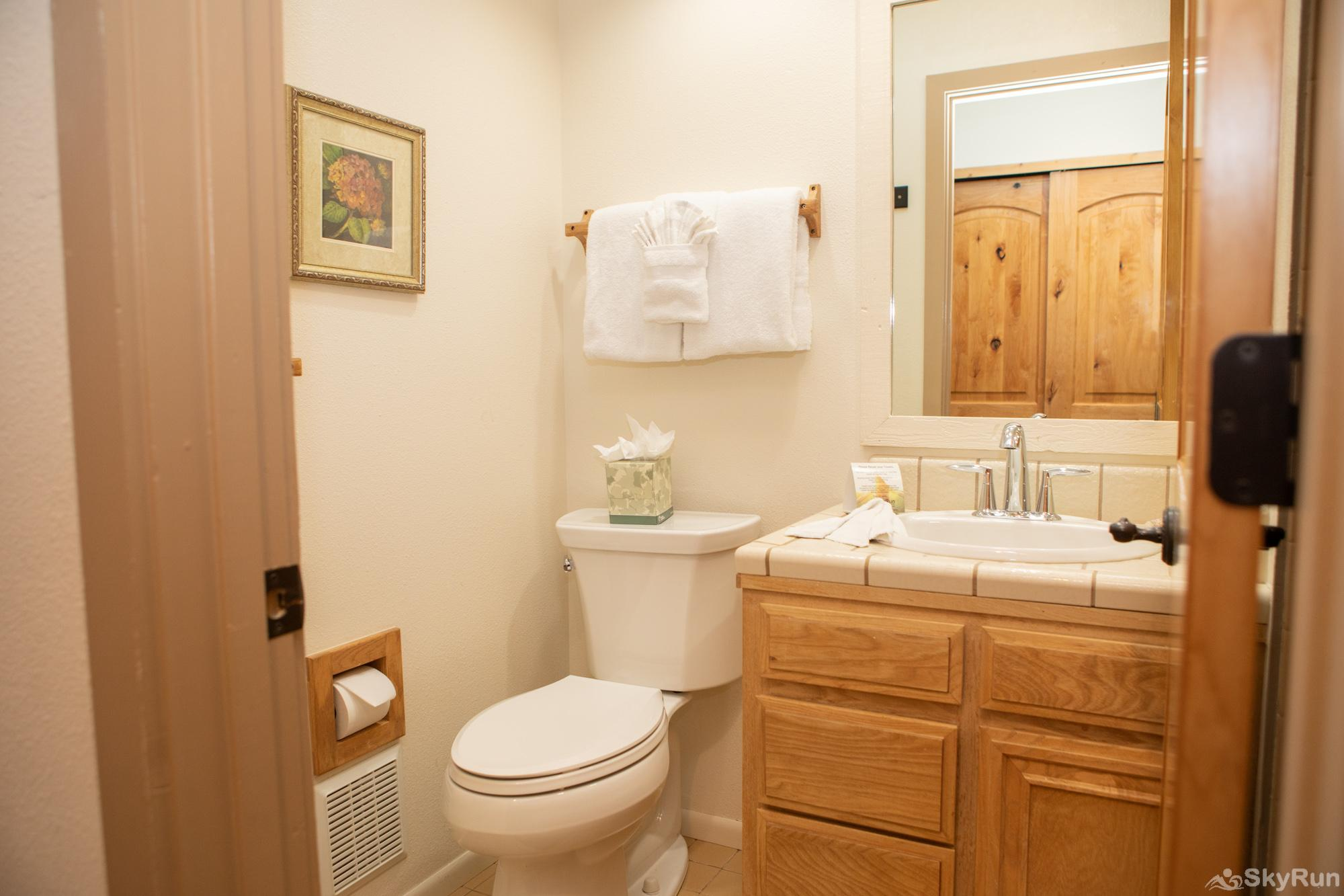 82 Ridgepoint Guest Bathroom