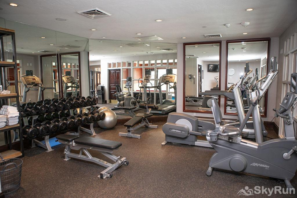 306 Beaver Creek Lodge Luxury Suite Gym Facilities